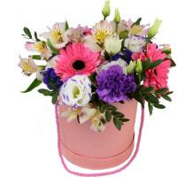 "Коробка цветов ""Ночной бриз"""