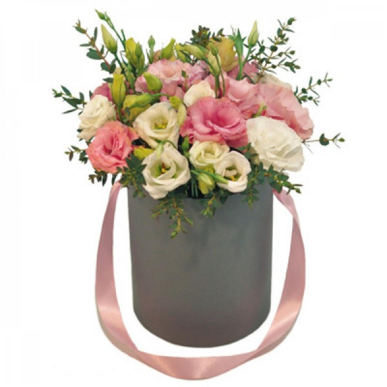 """Коробка цветов """"Краски осени"""""""