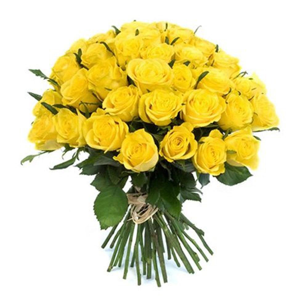 Букет из 65 роз